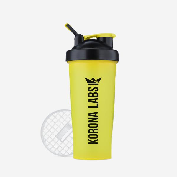 Shaker Yellow