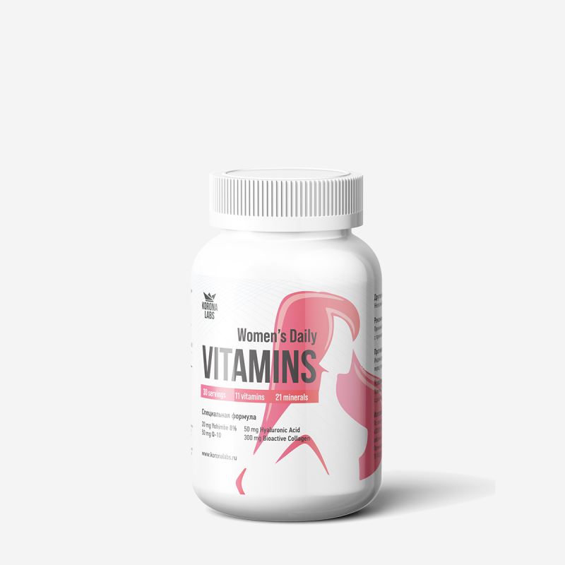 Vitamins Women's Daily