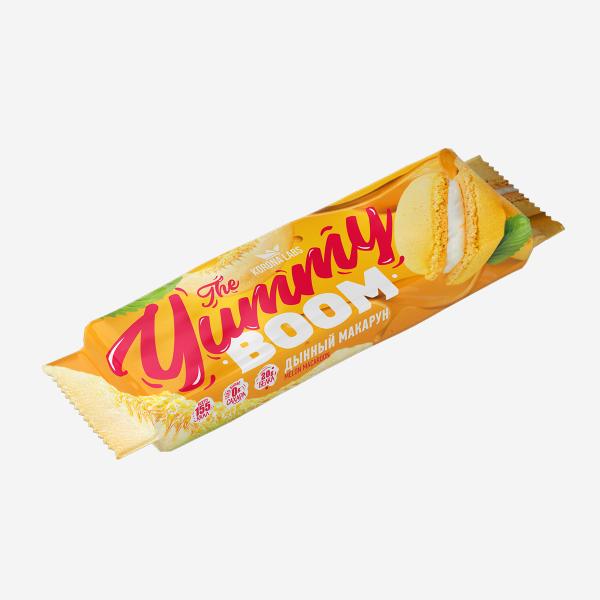 Yummy Boom Дыный макарун