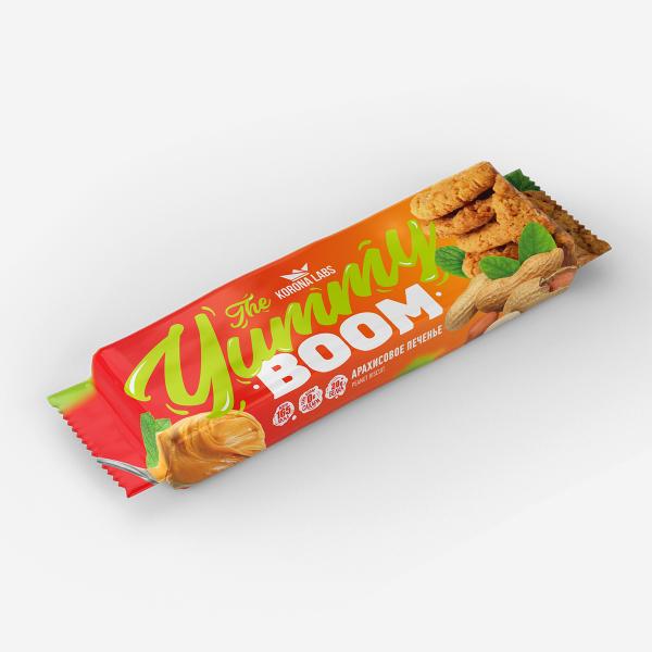 Yummy Boom Арахис