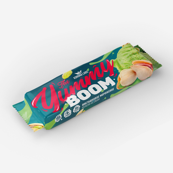Yummy Boom Фисташка